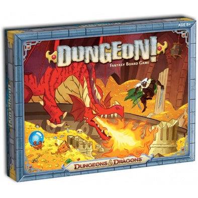 Buy Dungeon! and more Great Board Games Products at 401 Games