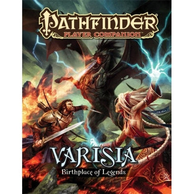 Pathfinder - Player Companion - Varisia: Birthplace of Legends - 401 Games