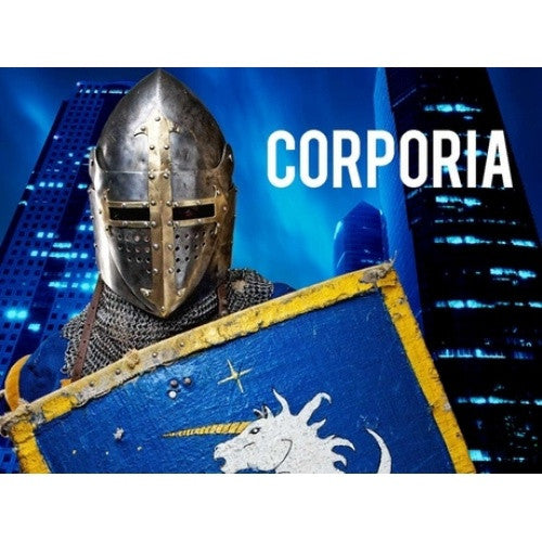 Buy Corporia - Core Rulebook and more Great RPG Products at 401 Games