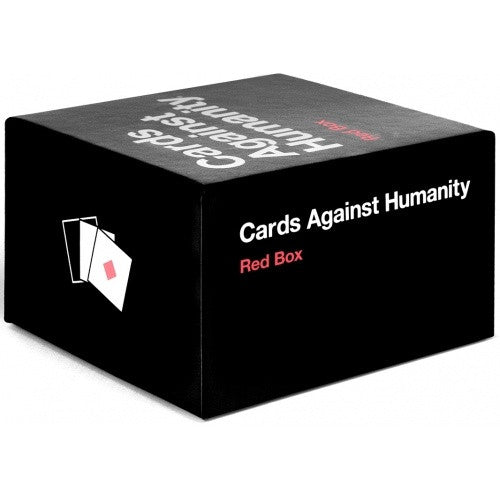 Buy Cards Against Humanity - Red Box and more Great Board Games Products at 401 Games