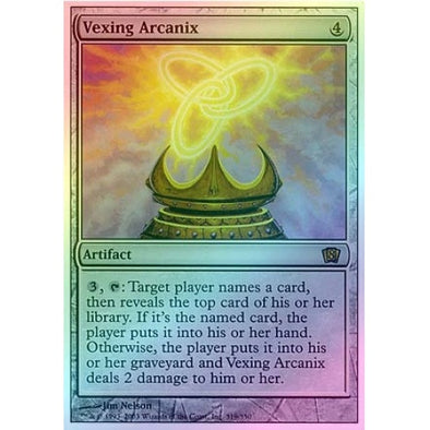 Vexing Arcanix (Foil) available at 401 Games Canada