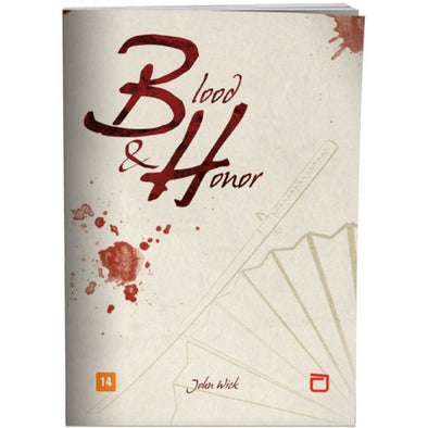 Buy Blood & Honor - Core Rulebook and more Great RPG Products at 401 Games