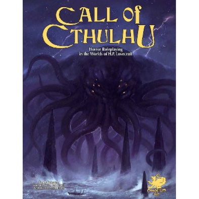 Buy Call of Cthulhu - 7th Edition - Keeper's Rulebook and more Great RPG Products at 401 Games