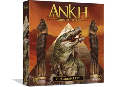 Ankh - Gods of Egypt - Kickstarter Guardians Set (Pre-Order) available at 401 Games Canada