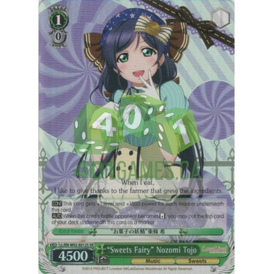 """Sweets Fairy"" Nozomi Tojo (SR) available at 401 Games Canada"