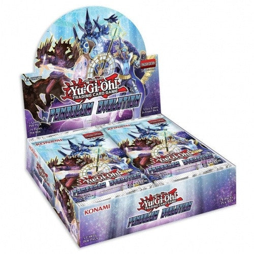 Buy Yugioh - Pendulum Evolution Booster Box and more Great Yugioh Products at 401 Games