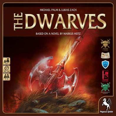 The Dwarves - 401 Games