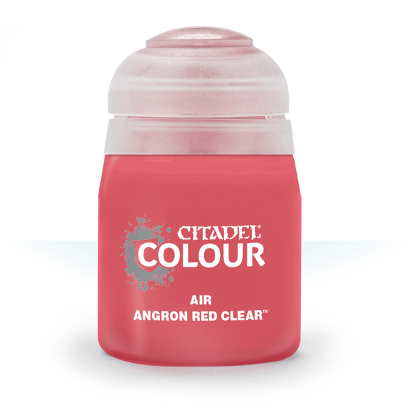 Citadel Air - Angron Red - Clear