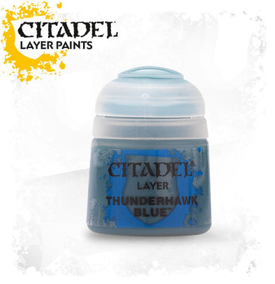 Buy Citadel Layer - Thunderhawk Blue and more Great Games Workshop Products at 401 Games
