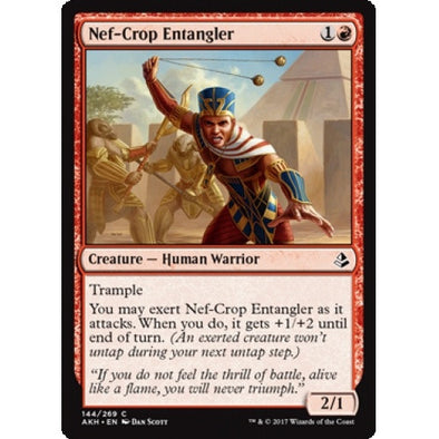 Nef-Crop Entangler (AKH) available at 401 Games Canada
