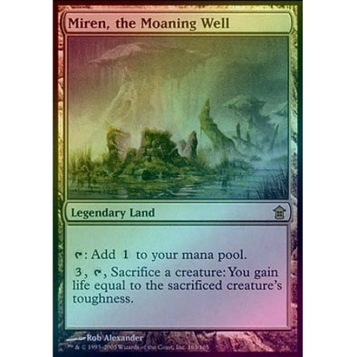 Miren, the Moaning Well (Foil) - 401 Games
