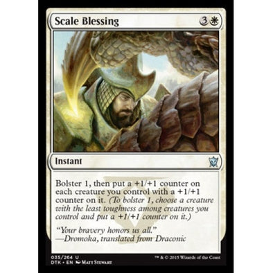 Scale Blessing (DTK) - 401 Games