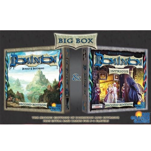 Dominion Big Box - 2nd Edition - 401 Games