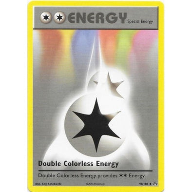 Buy Double Colorless Energy - 90/108 and more Great Pokemon Products at 401 Games