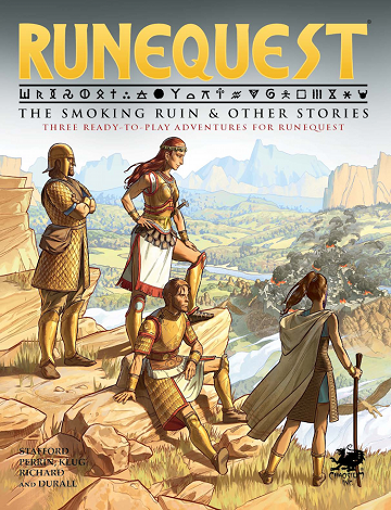 Runequest: The Smoking Ruin and Other Stories (Pre-Order)