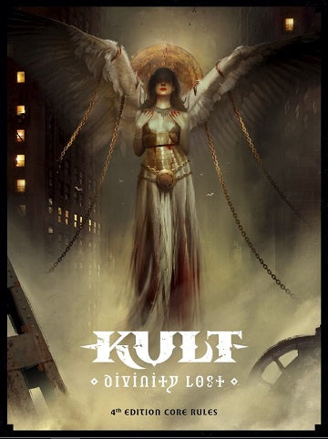 Buy Kult: Divinity Lost - 4th Edition - Core Rulebook and more Great RPG Products at 401 Games