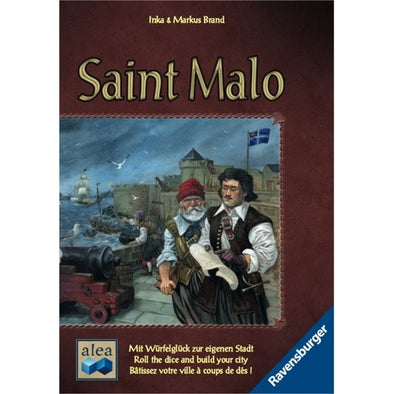 Buy Saint Malo and more Great Board Games Products at 401 Games