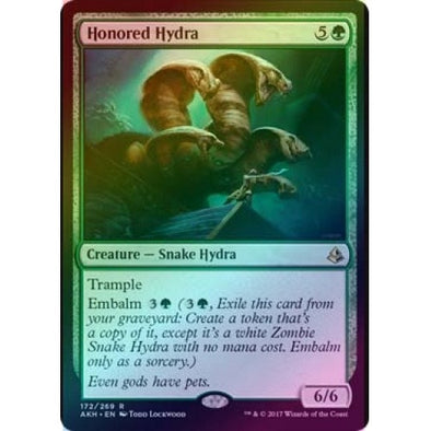 Honored Hydra (Foil) (AKH) available at 401 Games Canada