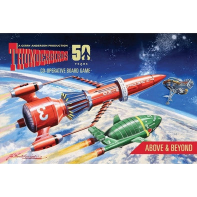 Buy Thunderbirds - Board Game - Above and Beyond Expansion and more Great Board Games Products at 401 Games