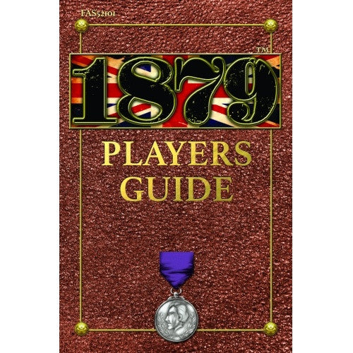 Buy 1879 - Players Guide - Core Rulebook and more Great RPG Products at 401 Games