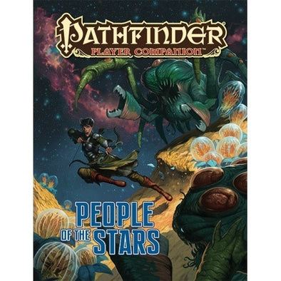Pathfinder - Player Companion - People of the Stars - 401 Games