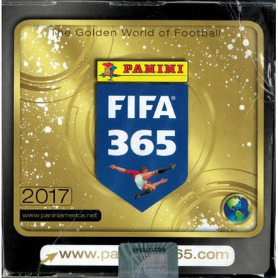2017 Panini FIFA World Soccer Sticker Box - 401 Games