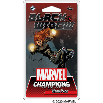 Marvel Champions - Living Card Game - Black Widow Hero available at 401 Games Canada