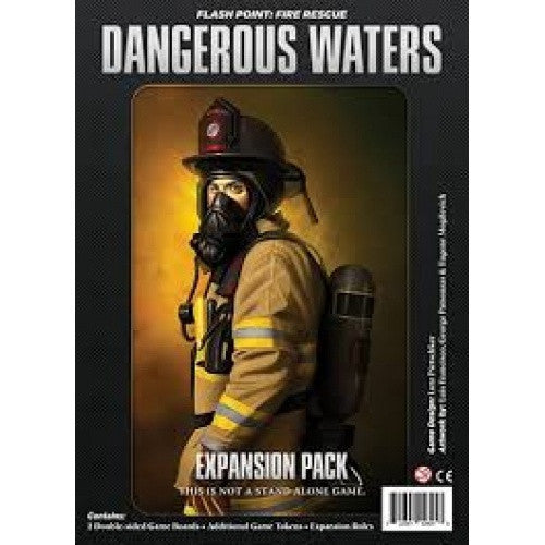 Flash Point - Fire Rescue - Dangerous Waters available at 401 Games Canada