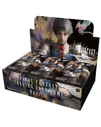 Final Fantasy TCG - Opus 7 Booster Box