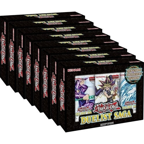 Yugioh - Duelist Saga Display Box - (Display of 8) - 401 Games