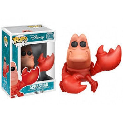 Buy Pop! Disney - Little Mermaid - Sebastian and more Great Funko & POP! Products at 401 Games