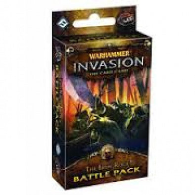 Warhammer Invasion - The Iron Rock (No Restock) - 401 Games