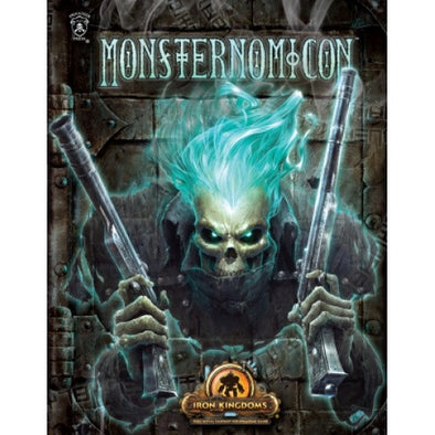 Iron Kingdoms - Monsternomicon - 401 Games