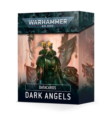 Warhammer 40,000 - Datacards: Dark Angels - 9th Edition available at 401 Games Canada