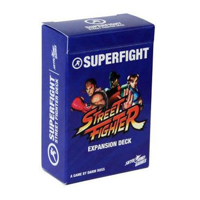 Superfight - The Street Fighter Deck available at 401 Games Canada