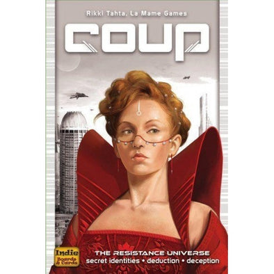 Buy Coup and more Great Board Games Products at 401 Games