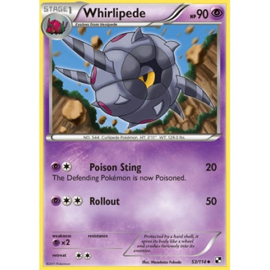 Whirlipede - 53/114 - 401 Games