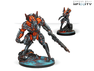 Infinity - Combined Army - Avatar available at 401 Games Canada