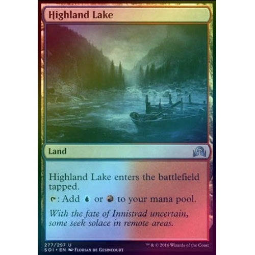 Highland Lake (Foil) - 401 Games