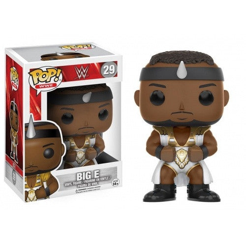 Pop! WWE - Big E - 401 Games