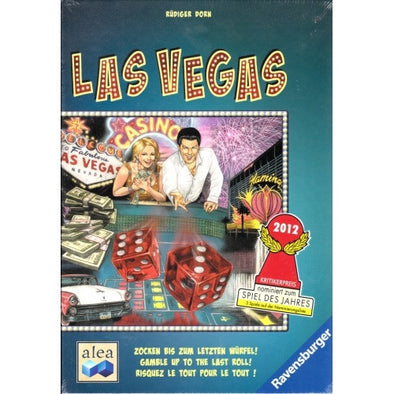 Buy Las Vegas and more Great Board Games Products at 401 Games