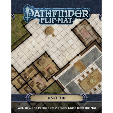 Pathfinder - Flip Map - Asylum available at 401 Games Canada
