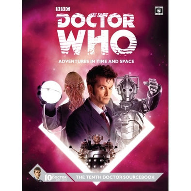 Buy Doctor Who: Adventures in Time and Space - The Tenth Doctor Sourcebook and more Great RPG Products at 401 Games