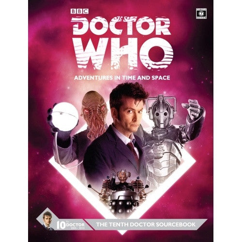 Doctor Who: Adventures in Time and Space - The Tenth Doctor Sourcebook - 401 Games