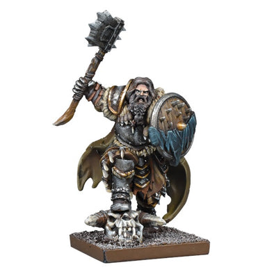 Kings of War - Northern Alliance - Lord/Skald (Pre-Order)