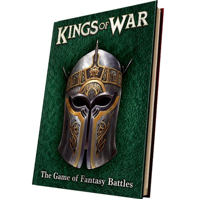 Kings of War - Rulebook - 3rd Edition - First Printing (Pre-Order)