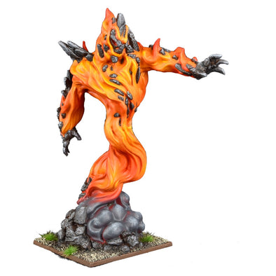 Kings of War - Forces of Nature - Greater Fire Elemental - 401 Games