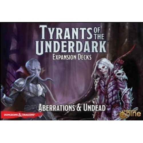 Dungeons and Dragons - Tyrants of the Underdark - Aberrations and Undead Decks - 401 Games
