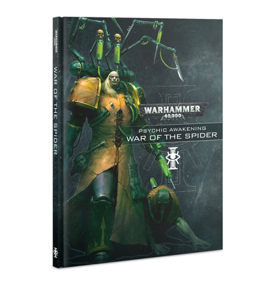 Warhammer 40,000 - Psychic Awakening - War of the Spider ** available at 401 Games Canada