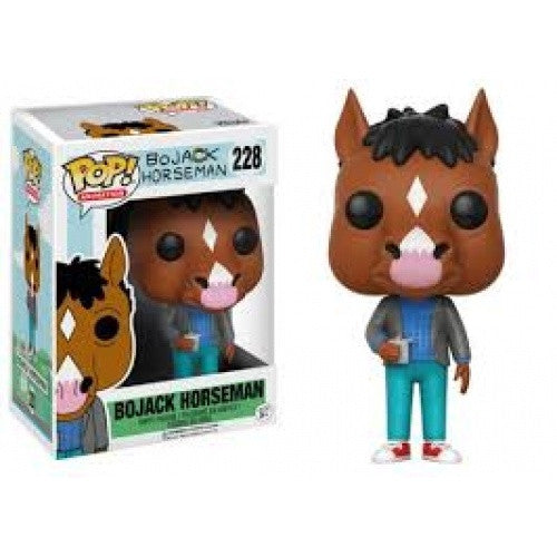 Buy Pop! Bojack Horseman - Bojack and more Great Funko & POP! Products at 401 Games